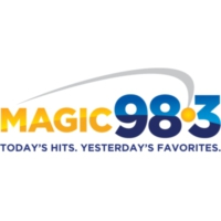 Logo de la radio WMGQ Magic 98.3 FM