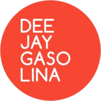Logo of radio station DEEJAY Gasolina