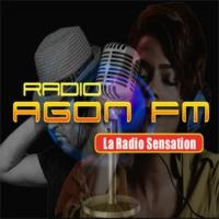 Logo de la radio Agon FM