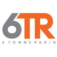 Logo de la radio 6 Towns Radio