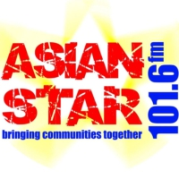 Logo de la radio Asian Star 101.6 FM