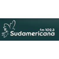 Logo of radio station Sudamericana 102.3 FM