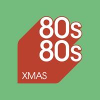 Logo de la radio 80s80s Christmas