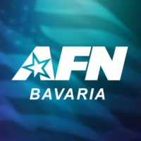Logo of radio station AFN Bavaria-The Eagle