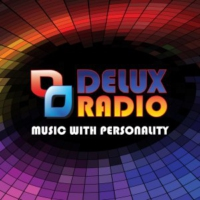 Logo of radio station Delux Radio