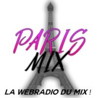 Logo of radio station PARISMIX RADIO
