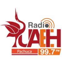 Logo de la radio UAEH 99.7