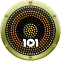 Logo de la radio 101.ru - Музыка Востока