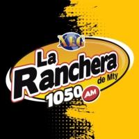 Logo de la radio XEG-AM La Ranchera de Monterrey 1050
