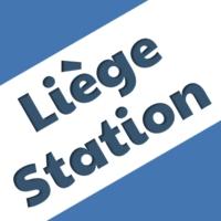 Logo of radio station Liege Station