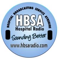 Logo of radio station HBSA Radio