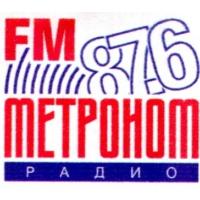 Logo de la radio METRONOM FM 87.6