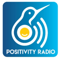Logo of radio station Positively  30s