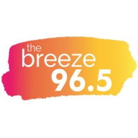 Logo of radio station CKUL-FM 96.5 The Breeze
