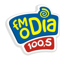 Logo of radio station FM O Dia
