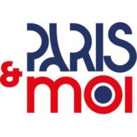 Logo de la radio Paris & Moi
