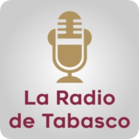 Logo of radio station XETVH La Radio de Tabasco 1230 AM