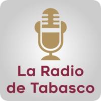 Logo de la radio XETVH La Radio de Tabasco 1230 AM