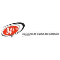 Logo of radio station CIEU FM 94.9-106.1