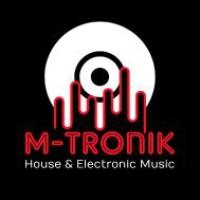 Logo of radio station M-Tronik