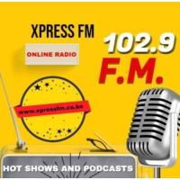 Logo of radio station Xpress Radio