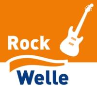 Logo of radio station LandesWelle RockWelle