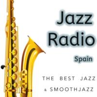Logo of radio station Jazz Radio Spain