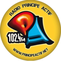 Logo of radio station Principe Actif