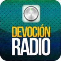 Logo of radio station Devoción Radio