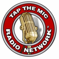 Logo de la radio Tap the Mic Radio Network