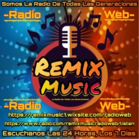 Logo of radio station Remix Music