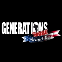 Logo of radio station Generations - En Mode Brand New