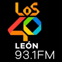 Logo of radio station XHERZ LOS40 93.1