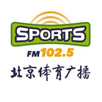Logo of radio station 北京体育广播 FM102.5