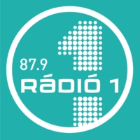Logo of radio station Rádió 1 Szeged