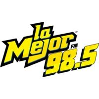 Logo of radio station XHBH La Mejor 98.5