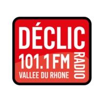 Logo de la radio Déclic Radio 101.1 FM