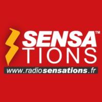 Logo de la radio Radio Sensations - Bernay