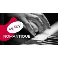 Logo de la radio Musiq3 Romantique (RTBF)