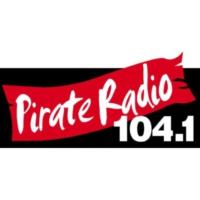 Logo de la radio KBOX Pirate Radio 104.1