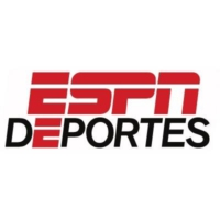 Logo of radio station ESPN Deportes