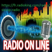 Logo de la radio Scoop Radio