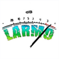 Logo de la radio larmo