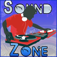 Logo of radio station SoundZone