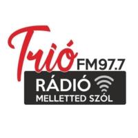 Logo de la radio Trió FM - 97.7