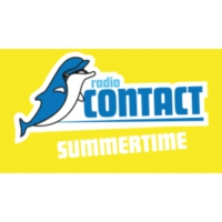 Logo of radio station Contact Summertime