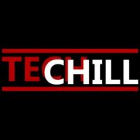 Logo of radio station TechChill