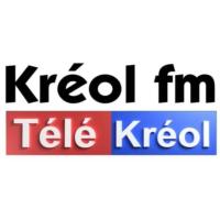 Logo of radio station Kréol FM