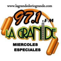 Logo de la radio XHZC La Grande de Río Grande