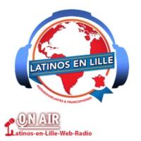 Logo de la radio Latinos-en-Lille-Web-Radio